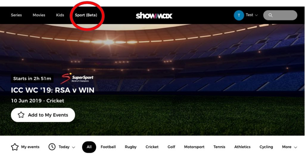 Multichoice's ShowMax Quietly Developing Live TV Features for the Internet Age