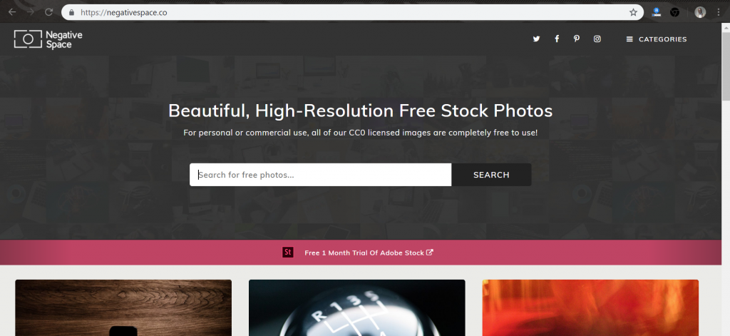 5 Great Websites to Find High-Quality, Rights-Free Images for Your Content