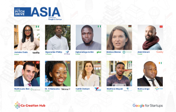3 Nigerian Startups to Participate in the Co-Creation Hub PitchDrive II