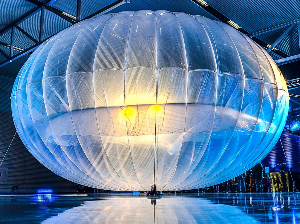 Alphabet's Internet-Delivering Balloon Company Loon Begins Groundbreaking Commercial Testing in Kenya this Year