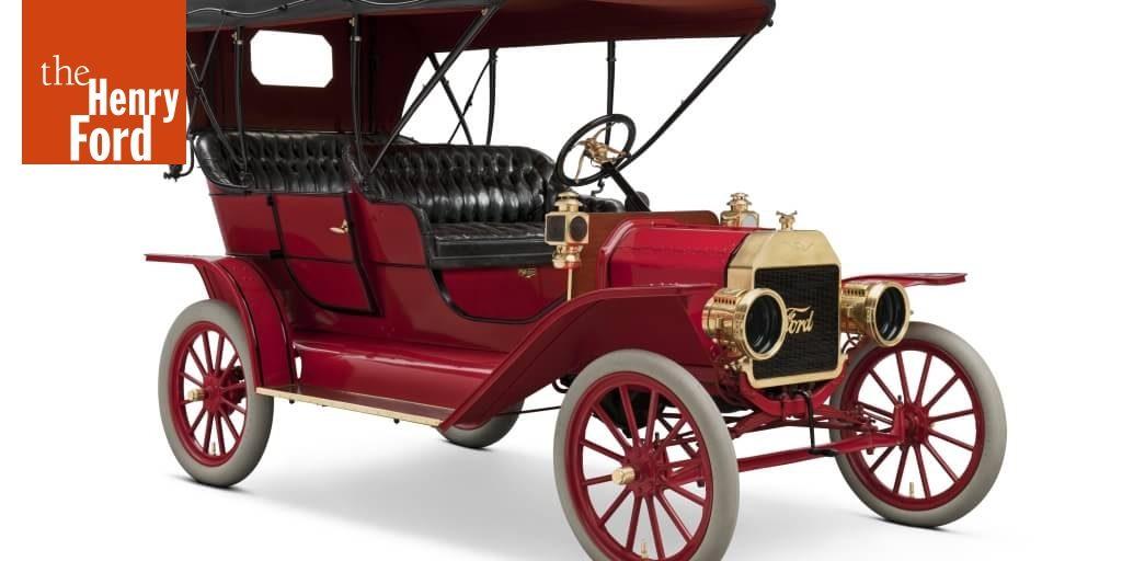 Henry Ford's Model T car