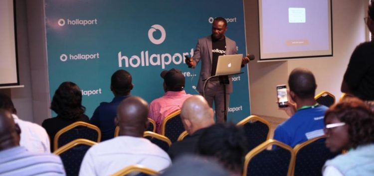 Bua Group Unveils Hybrid Mobile App Hollaport Which Acts as a Payment and Messaging Platform