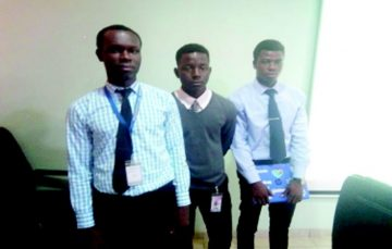 3 Nigerian University Students Develop Library Management App