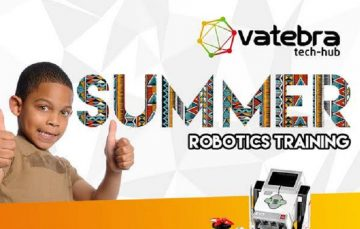 Vatebra Tech Hub Launches Robotics Training For Students in Lagos