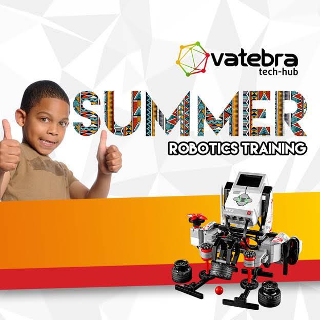 Vatebra Tech Hub Launches Robotics Training in Ajah