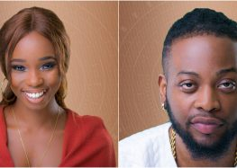 Nigerians Rejoice Over Ex BBNaija Housemates TeddyA and BamBam's Engagement
