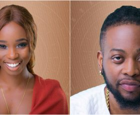 Nigerians Rejoice Over Ex BBNaija Housemates TeddyA and BamBam's Engagement