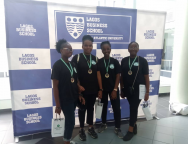 Princeton College Girls Win 2019 African Regional Technovation Contest