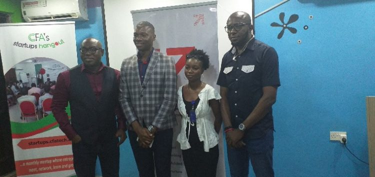 Takeaways from the 20th CFA's Startups Hangout: Inlaks Boss Femi Adeoti's Rare Insights on Entrepreneurship