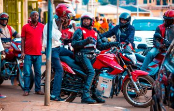 Rwanda is Going Electric; Reveals Plans to Eliminate Petrol Motorcycles and Introduce Climate Friendly E-Motorcycles