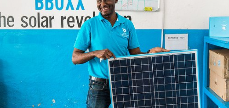 Off-Grid Solar Power Startup BBOXX Gets a $50 Million Series D Funding Round Led by Mitsubishi