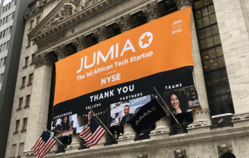Jumia Plunges on the New York Stock Exchange as Post-IPO Restriction on Share Sales Ends