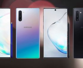 New Samsung Galaxy Note 10 Smartphones Offer Cool New Features – But No Headphone Jack