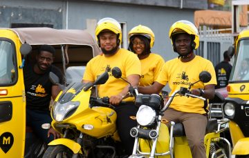 MAX.ng At 4: Here Are 4 Things You Need to Know About Nigeria's Premiere Bike-Hailing Startup