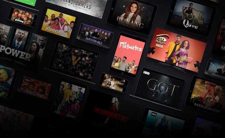 Nigerian series on Showmax