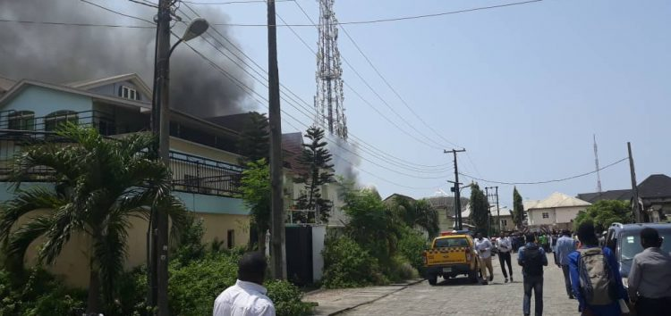 Fire Outbreak at CWG Lekki Storage Facility Destroys Company Properties, No Lives Lost