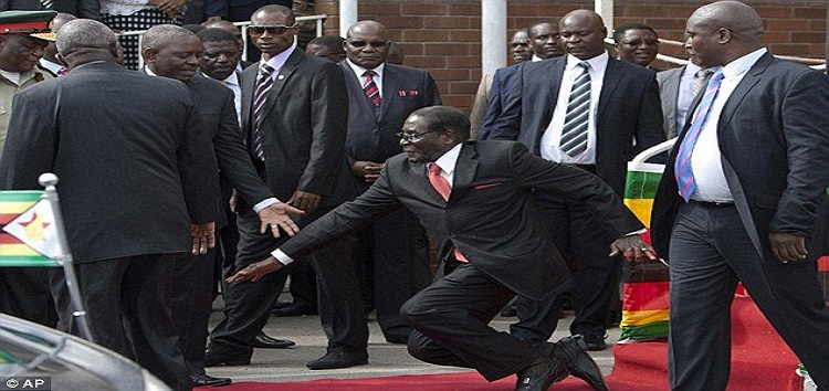 #RIPMugabe: Robert Mugabe Dies at 95, Here's a Roundup of the Hilarious Memes He Inspired