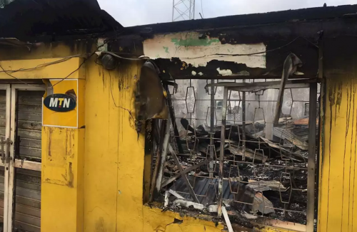 BREAKING: MTN Announces Closure of Outlets Across Nigeria Over Xenophobic Attacks
