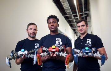 Nigerian Robotics Prodigy Adekunle Silas Has Shutdown His Gaming Robot Company, Reach Robotics