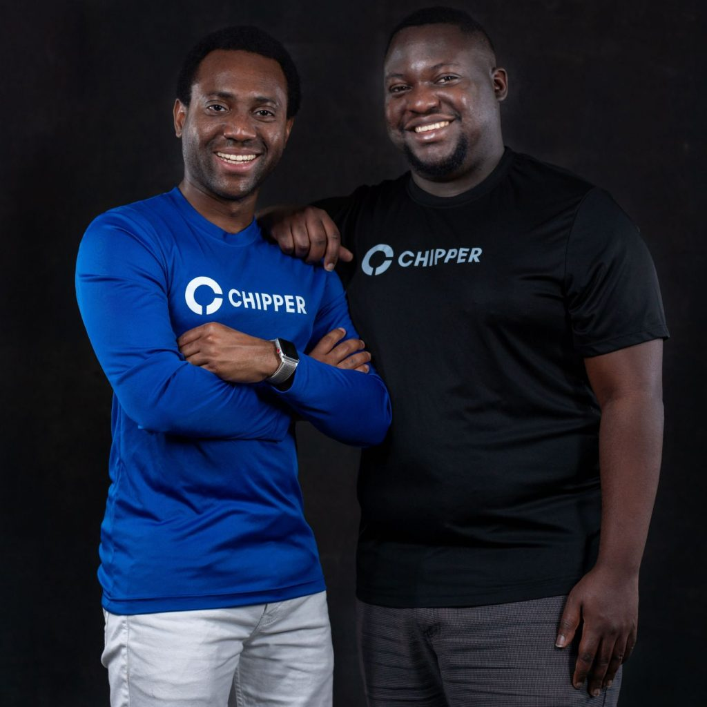 Co-founders of chippper cash