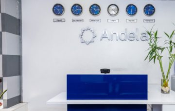 Reactions as Tech Talent Outsourcing Company, Andela Lays Off About 10% of its Workforce