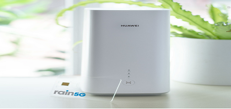 Huawei Partners with SA Telco, Rain to launch Africa's First Commercial 5G Service