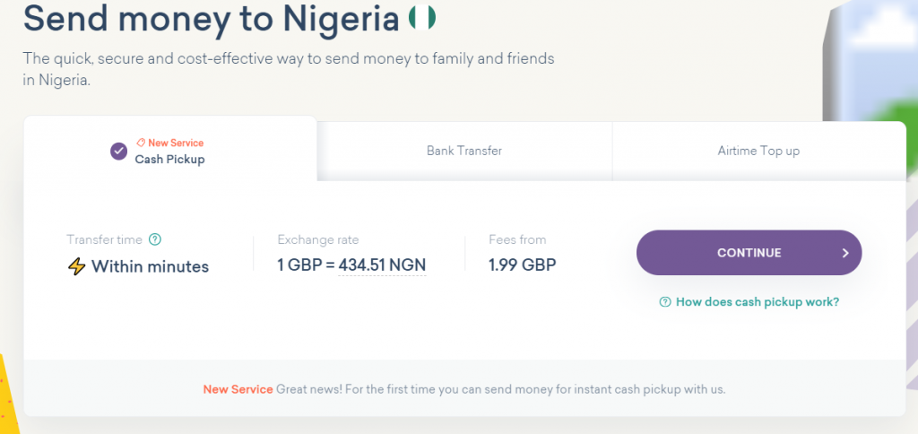 WorldRemit Expand Services in Nigeria, Launches Cash Pick-up Locations