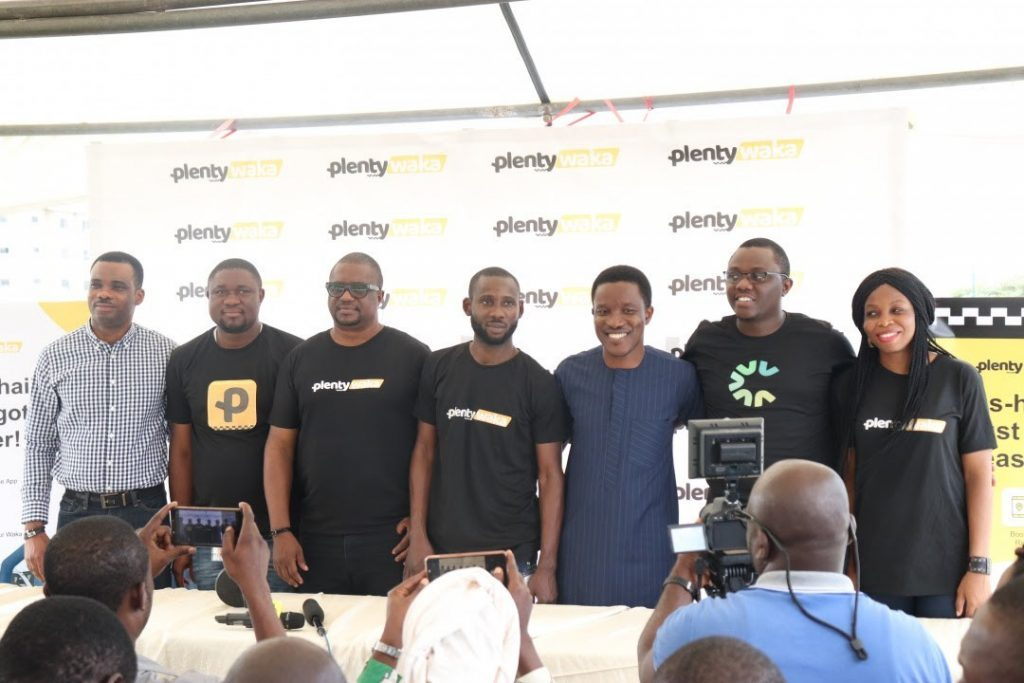 Farmcrowdy Ventures into Transportation with the Launch of PlentyWaka Bus-Hailing Service in Lagos