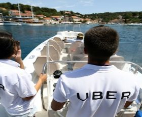 Uber Officially Launches Water Transport Service 'UberBOAT' in Lagos