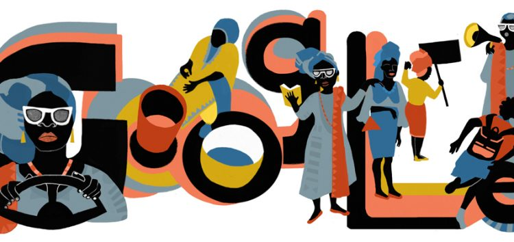 Google Celebrates the 'Lioness of Lisabi' Funmilayo Ransome-Kuti with a Google Doodle on her 119th Posthumous Birthday