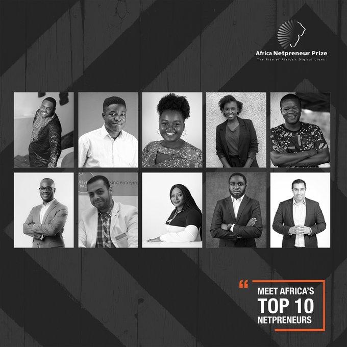 4 Nigerian Entrepreneurs Make Top 10 finalists for Jack Ma's Africa Netpreneur Prize