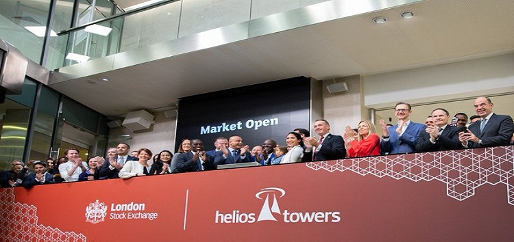 Helios Towers Raises $364 Million in IPO and Trades Flat After Making a Debut on the LSE