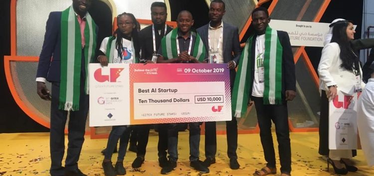 Nigeria's Chiniki Guard Wins $10,000 as the Best Artificial Intelligence Application in the GITEX UAE Awards
