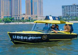 Uber Launches Boat Service in London to Provide a New Approach to Public Transport