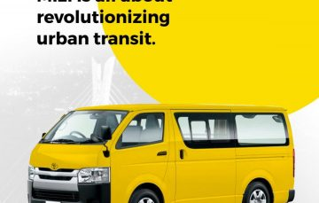 Opay's Obus Gets Competition as Charter Bus Service Mizi Launches Mizibus in Lagos, First Five Rides are Free
