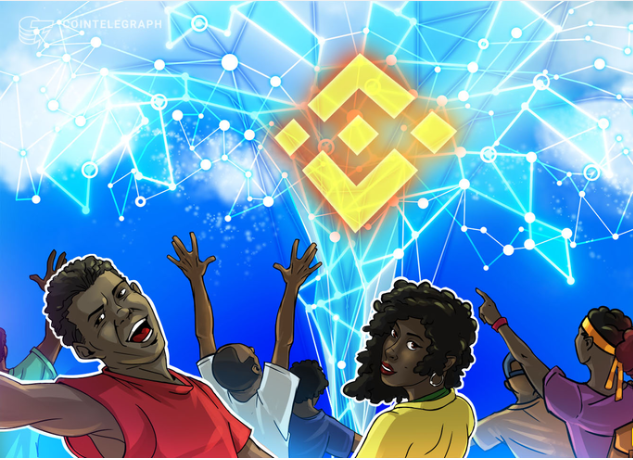 Crypto-exchange, Binance Partners with Flutterwave to allow Nigerians buy Bitcoin in Naira