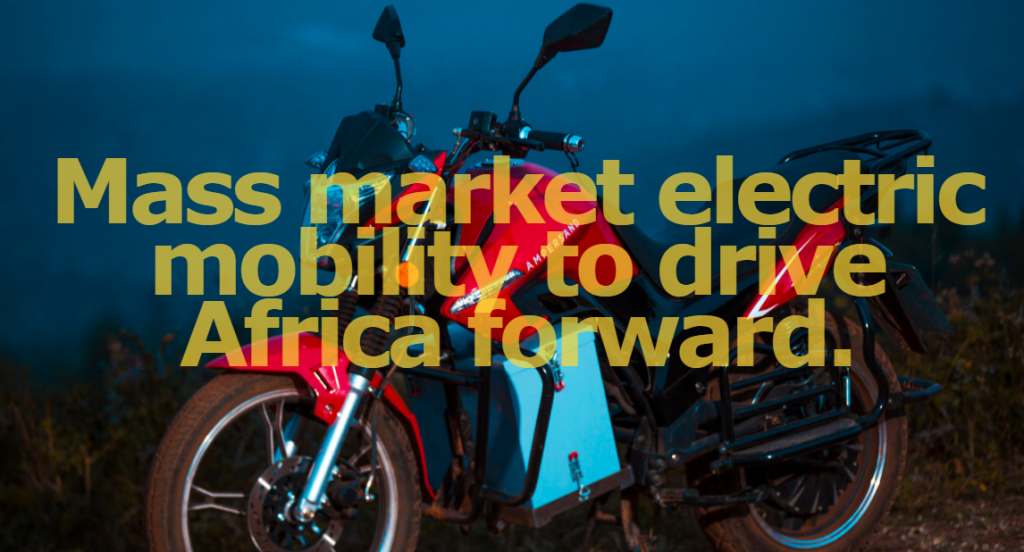 Rwanda Starts Plans to Replace Fuel-based Motorcycles with Electric, as Start-ups Ampersand, Safi Ltd begin Pilot of EVs