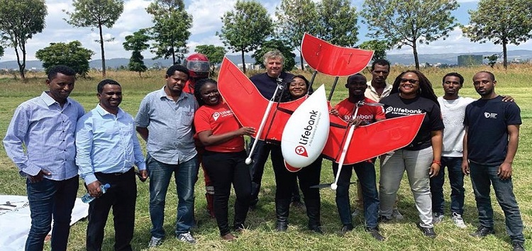 LifeBank Launches Blood Deliveries via Drones, Wins $250,000 at the First Africa Netpreneur Prize Initiative