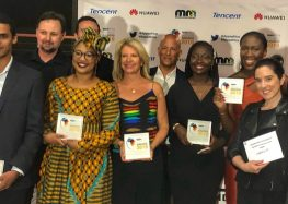 Nigeria's 54gene, Carbon and Flutterwave Win Big at 2019 AppsAfrica Innovation Awards