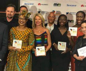 Nigeria's 54gene, Carbon and Flutterwave Win Big at 2019 AppsAfrica Innovation Awards