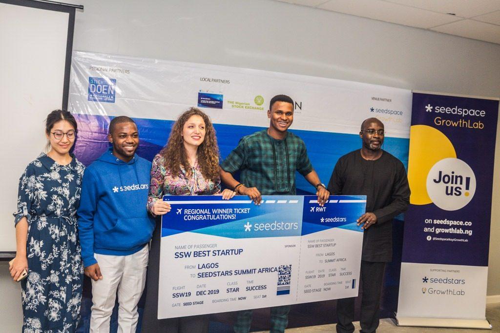 Agritech Startup Crop2Cash Emerges Winner of Seedstars Lagos Pitch Event
