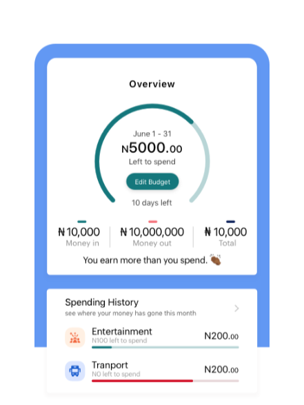 Fintech App, GoMoney that Helps Users Spend Better Expands into Nigeria