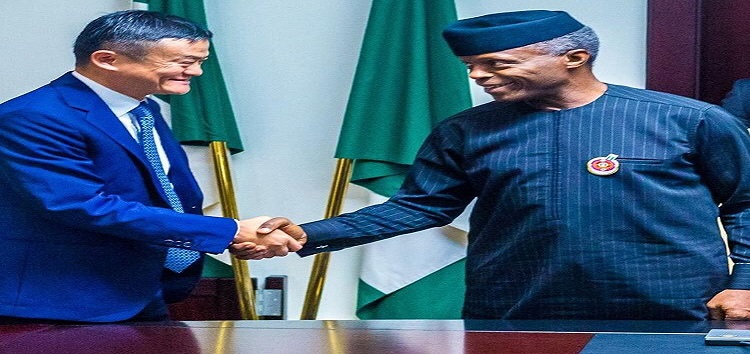 Alibaba Founder Jack Ma Arrives Nigeria, Advocates Support for Young Entrepreneurs at Nigerian Digital Economic Summit