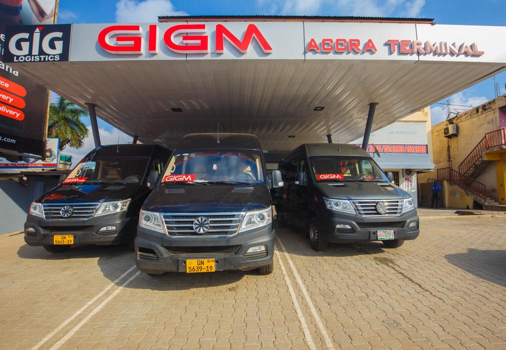 GIGM Accra Ghana