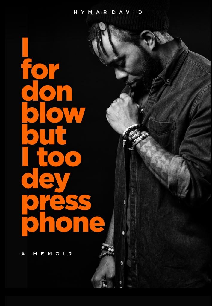 EXCLUSIVE: Hymar David Talks how His Book, I FOR DON BLOW Broke the Internet