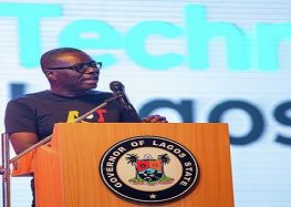 Gov. Sanwo-Olu Provides N250M Seed Fund to Lagos State Science and Tech Council to Fund Tech Industry
