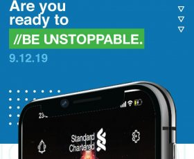 #BeUnstoppable: Standard Chartered Bank Launches SC Mobile App to Offer Zero ATM and Transfer Charges to its Customers