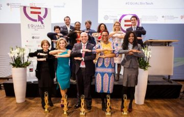Oreoluwa Lesi's W.TEC and 4 Other Organizations Win the 2019 Equals in Tech Awards in Berlin