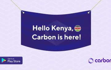 Carbon Extends its Offerings to East Africa as it Launches in Kenya