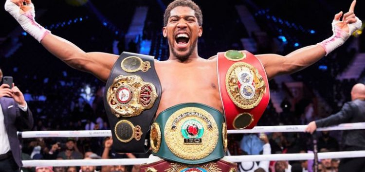 Social Media Roundup: Anthony Joshua's Win Set the Internet on Fire and Here's how Nigerians Reacted